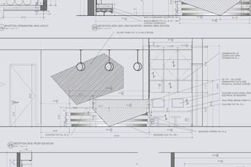 Architectural Interior Design Plans